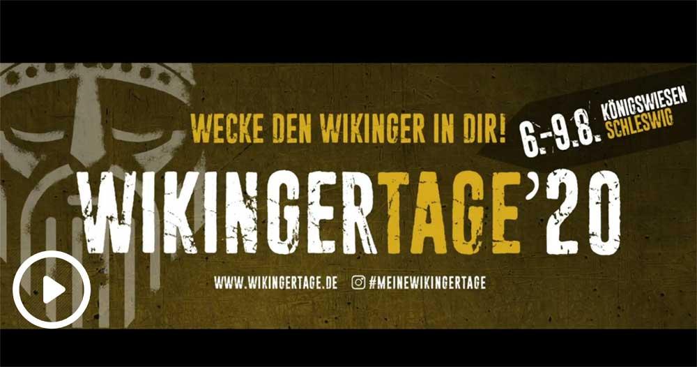 Wikingertage 2020 Trailer