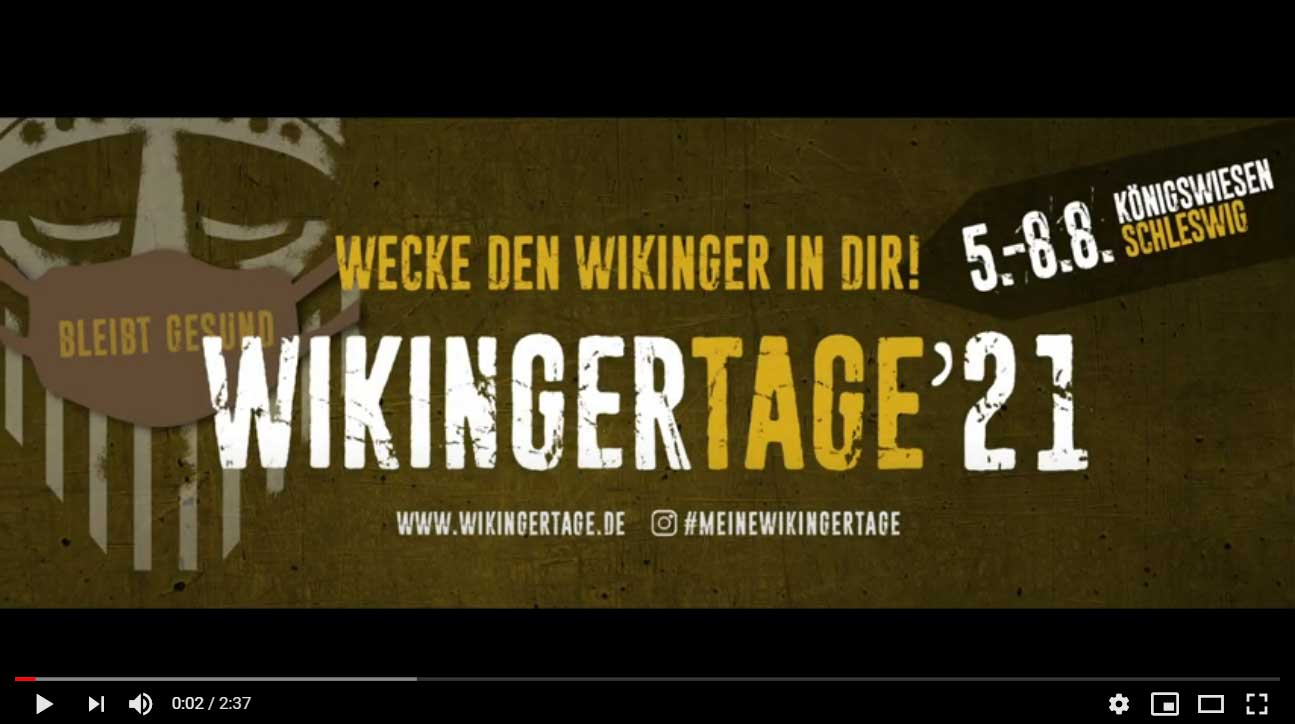 Wikingertage 2021 Trailer